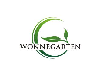 wonnegarten logo design