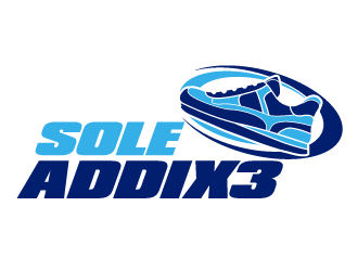Sole Addix3 logo design by Ultimatum