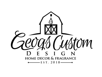 Geogs Custom Design  logo design
