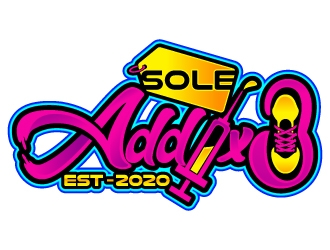 Sole Addix3 logo design by Aelius