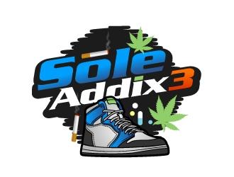 Sole Addix3 logo design by aRBy