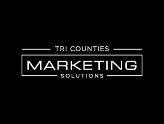 Tri Counties Marketing Solutions Logo Design