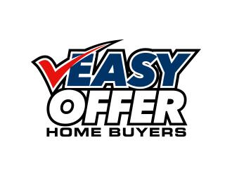 Easy Offer Home Buyers logo design
