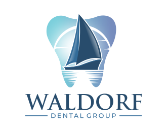 Waldorf Dental Group logo design