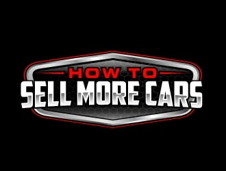 How To Sell More Cars logo design