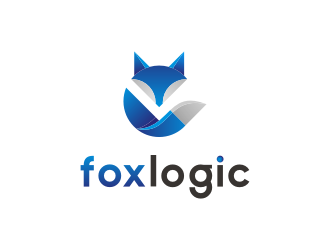 foxlogic logo design