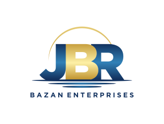 JBR Bazan Enterprises logo design