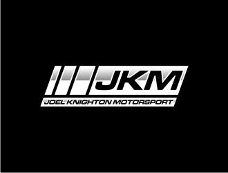 JKM ( Joel Knighton Motorsport ) logo design