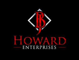 Bj Howard Enterprises  logo design