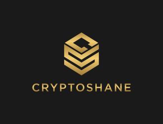 CryptoShane logo design