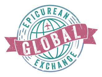 Epicurean – GLOBAL – Exchange logo design