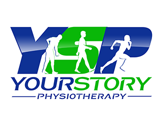 Your Story Physio logo design