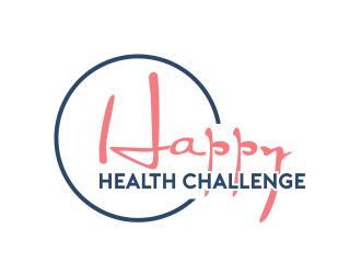 Happy Health Challenge logo design