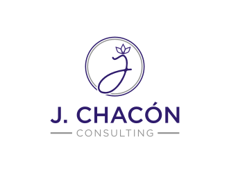 J. Chacon Consulting logo design