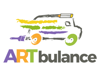 ARTbulance Logo Design