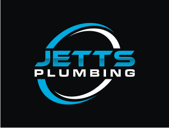 JETTS Plumbing logo design winner