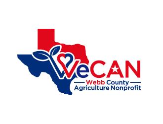 WeCAN logo design