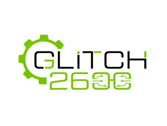 Glitch2600 logo design