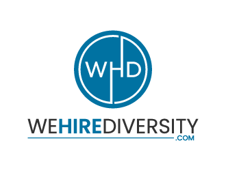WeHireDiversity.com logo design winner