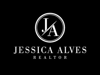 Jessica Alves Realty logo design