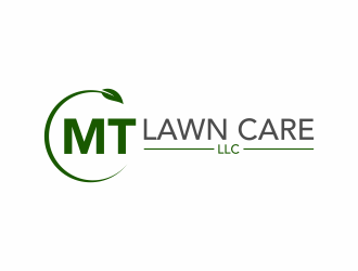 MT Lawn Care LLC logo design