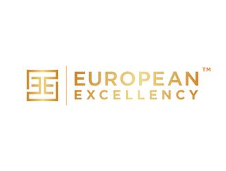 European Excellency logo design