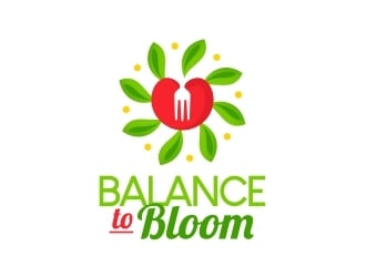 Balance to Bloom  or can substitute the #2 logo design