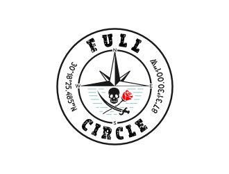 FULL CIRCLE logo design