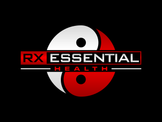 Rx Essential Health logo design