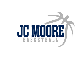 JC Moore Basketball logo design by ingepro