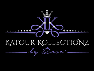 Katour Kollectionz By Rose' logo design winner