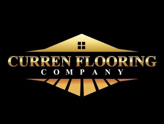Curren Flooring Company logo design