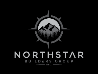 Northstar Builders Group, Inc. logo design