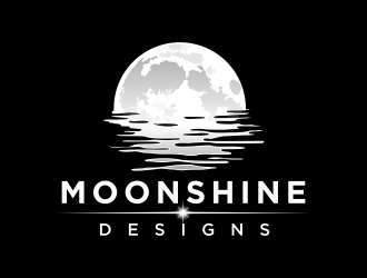 Moonshine Designs logo design