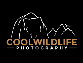 Coolwildlife Photography logo design