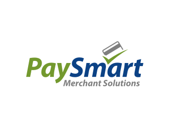 Pay Smart Merchant Solutions logo design