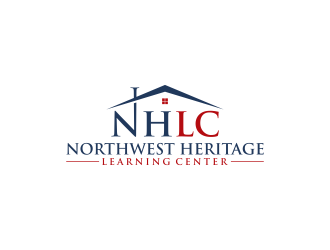 Northwest Heritage Learning Center logo design