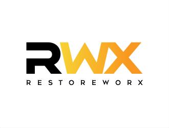 Restoreworx logo design
