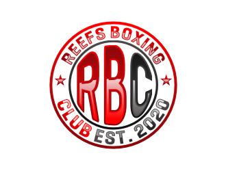 Reefs Boxing Club logo design by andayani*