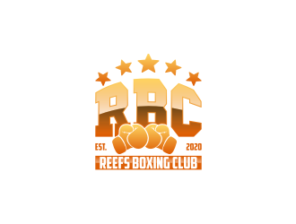 Reefs Boxing Club logo design by icha_icha