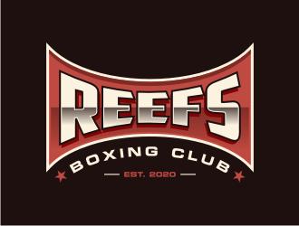 Reefs Boxing Club logo design by GemahRipah