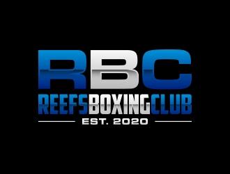 Reefs Boxing Club logo design by lexipej