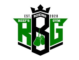 Reefs Boxing Club logo design by jaize