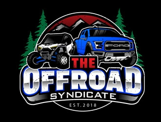 The Offroad Syndicate  logo design