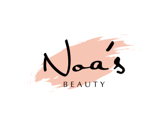 Noas Beauty logo design