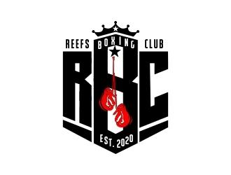 Reefs Boxing Club logo design by crearts