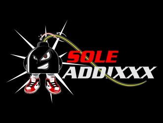 Sole Addix3 logo design by Dhieko