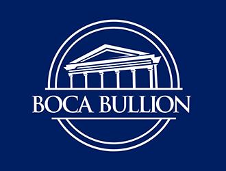Boca Bullion logo design