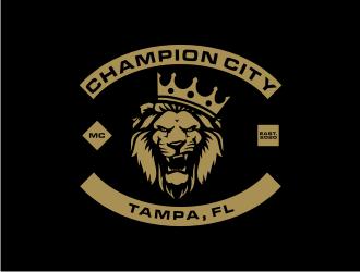 Champion City MC logo design by johana