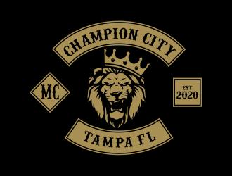 Champion City MC logo design by evdesign